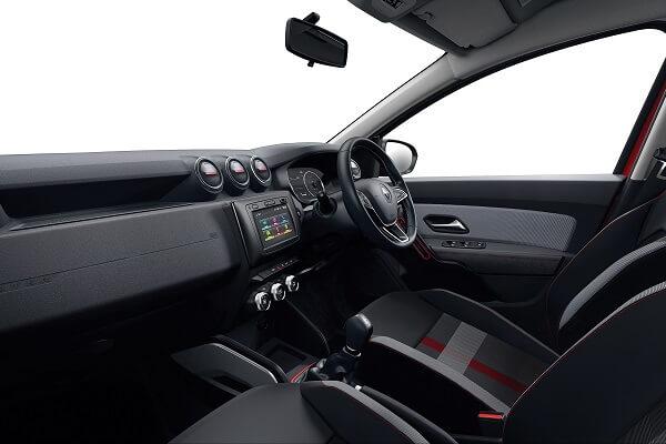 Renault Techroad - Interior - Auto Mart