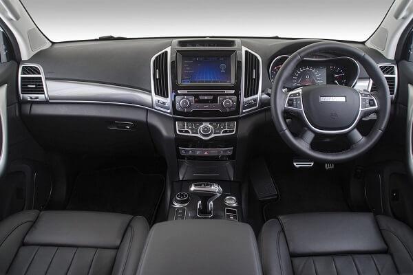 Haval H9 - Interior - Auto Mart