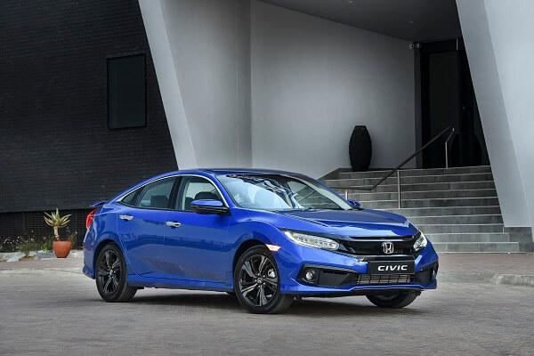 Honda Civic - Exterior - Auto Mart