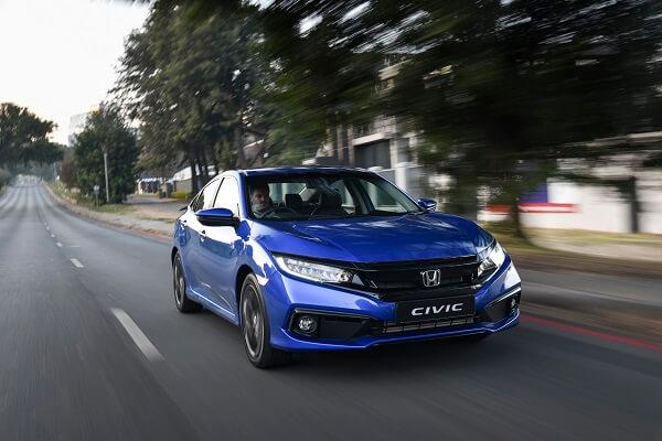 Honda Civic - Front Exterior - Auto Mart