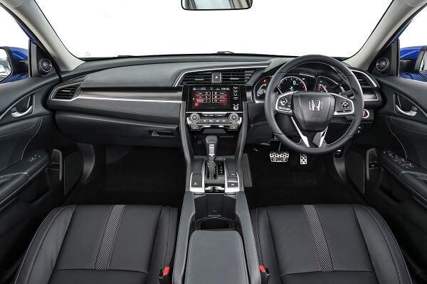 Honda Civic - Interior - Auto Mart