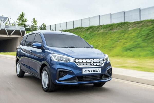 Suzuki Ertiga - Front Exterior - Auto Mart