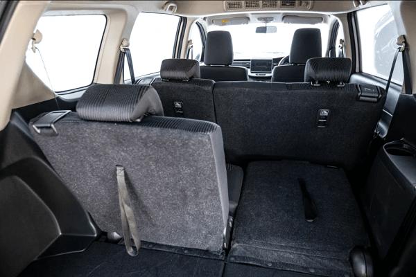 Suzuki Ertiga - Interior - Auto Mart