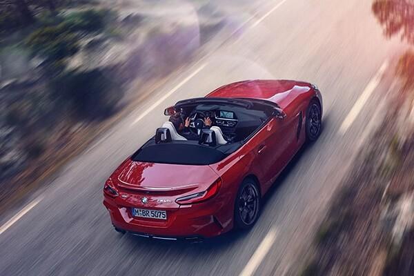 Z4 Roadster - Top Exterior - Auto Mart