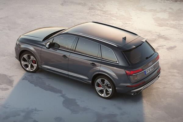 Audi SQ7 TDI - Full Exterior - Auto Mart