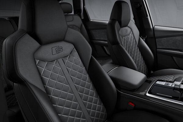 Audi SQ7 TDI - Interior - Auto Mart