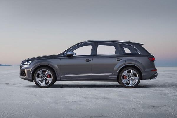 Audi SQ7 TDI - Side Exterior - Auto Mart