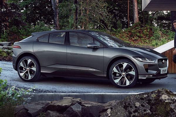 Jaguar I-PACE - Side Exterior - Auto Mart