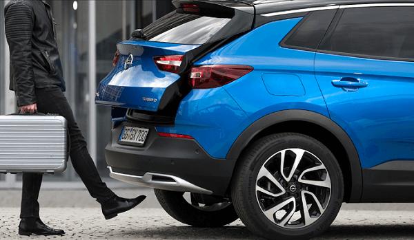 Opel Grandland X - Exterior - Auto Mart