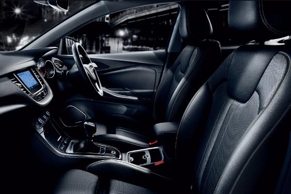Opel Grandland X - Interior - Auto Mart