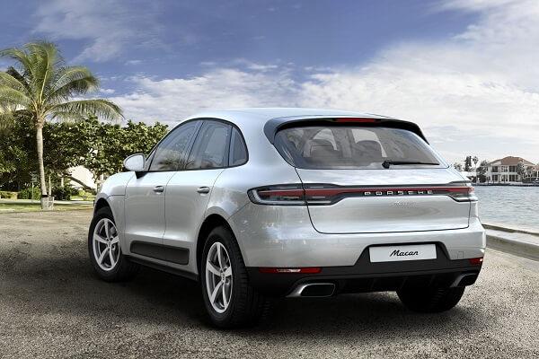 Porsche Macan - Back Exterior - Auto Mart