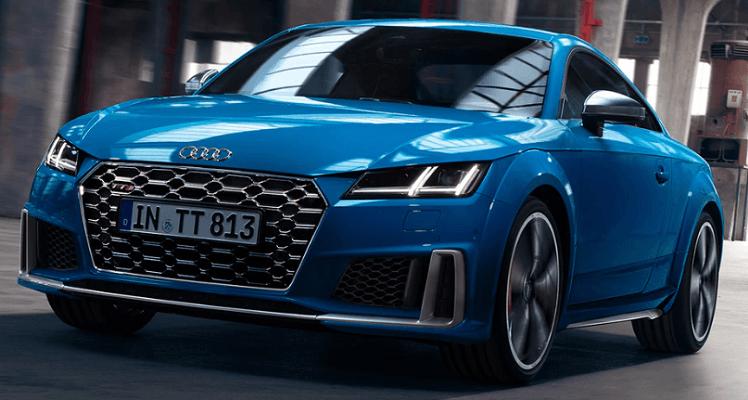 TTS Coupe - Audi Exterior - Auto Mart