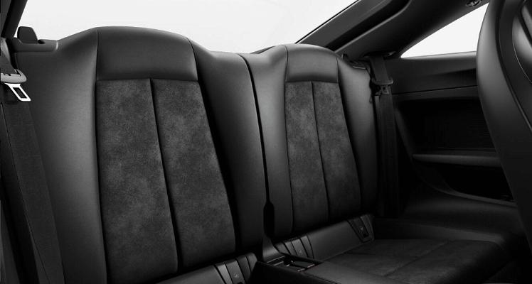 TTS Coupe - Audi Interior - Auto Mart