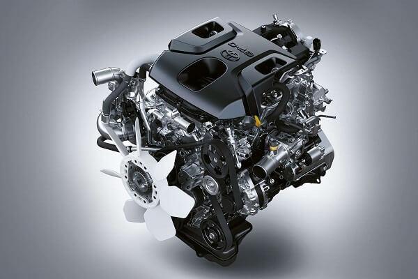 Toyota Quantum - Engine - Auto Mart