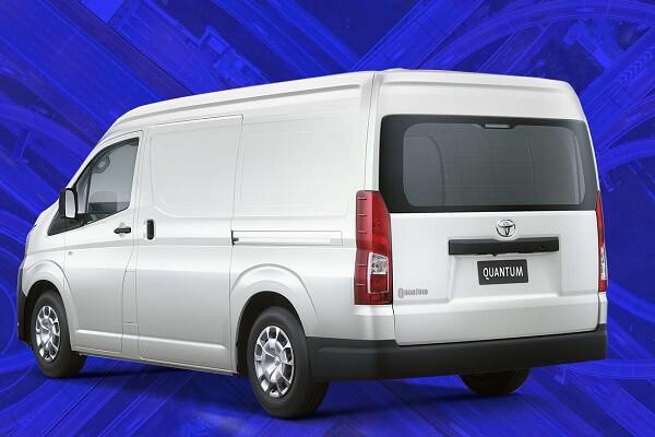 Toyota Quantum - Exterior - Auto Mart