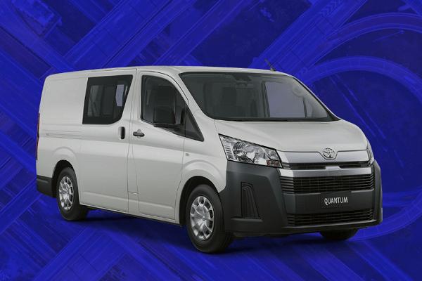 Toyota Quantum - Front Exterior - Auto Mart