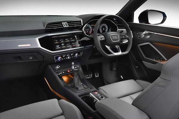 Audi Q3 - Interior - Auto Mart