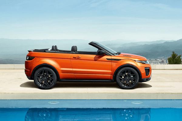 Evoque Convertible - Range Rover - Auto Mart