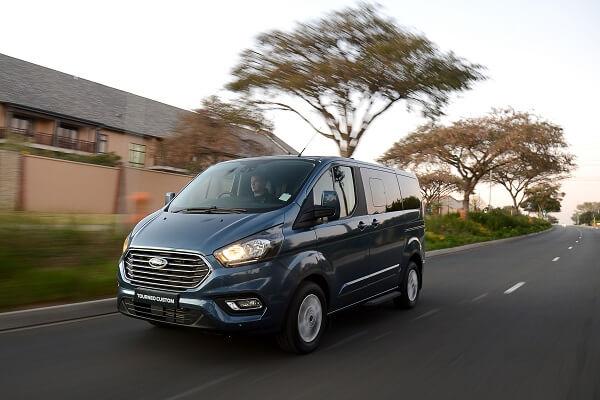 Ford Tourneo - Exterior - Auto Mart