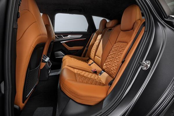 RS6 Avant - Interior - Auto Mart