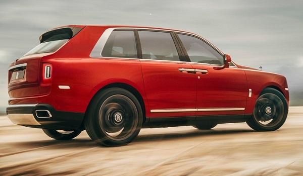 Rolls-Royce Cullinan - Exterior - Auto Mart