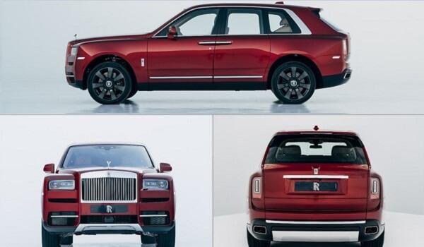 Rolls-Royce Cullinan - Full Exterior - Auto Mart