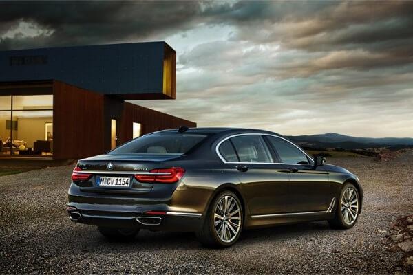 BMW 7 Series - Exterior - Auto Mart