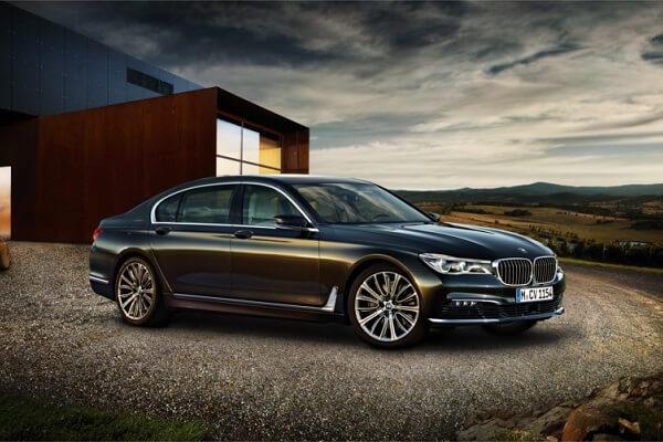 BMW 7 Series - Flagship Exterior - Auto Mart