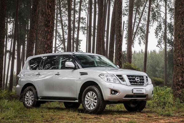 The Nissan Patrol gets a facelift | Auto Mart Blog