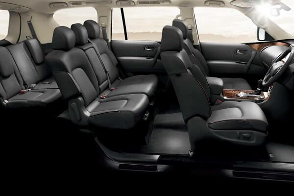 Nissan Patrol - Seven Seater - Auto Mart