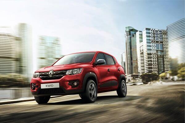 Passenger Vehicle - Renault Kwid - Auto Mart