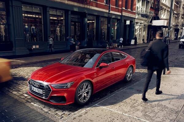 Audi A7 - Sportback -