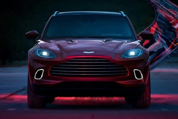 The Aston Martin DBX is heading for SA   Auto Mart Blog