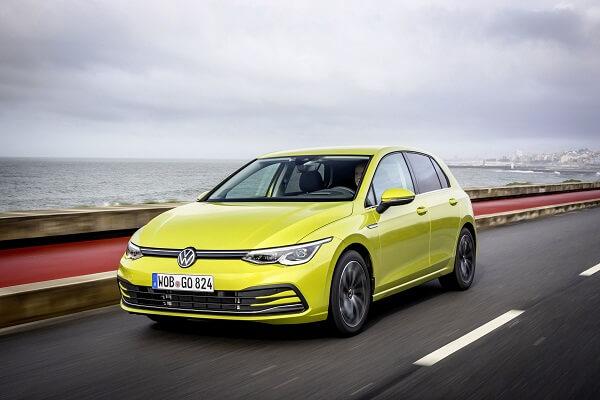Car Launches - Golf 8 - Auto Mart