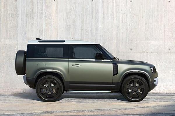 Car Launch - Landrover Defender - Auto Mart
