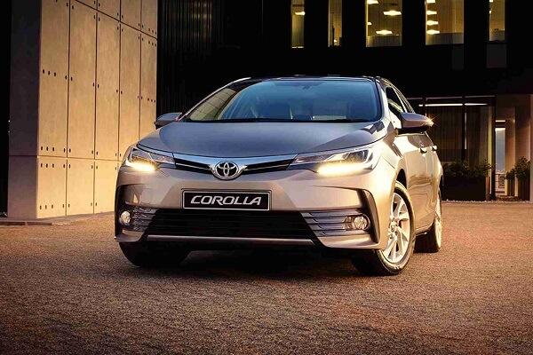 Car Launch - Toyota Corolla - Auto Mart