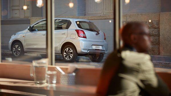Datsun Go - Back Exterior - Auto Mart