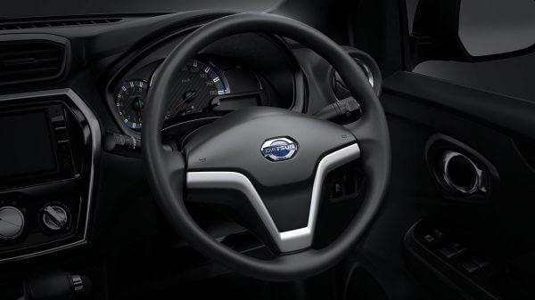 Datsun Go - Interior - Auto Mart