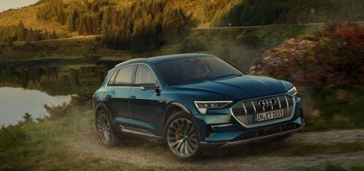 Audi e-tron - Electric Vehicle - Featured - Auto Mart