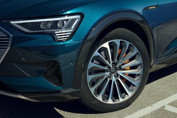 Audi e-tron - Exterior - Auto Mart