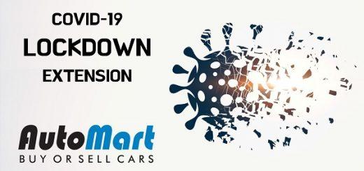 COVID-19 Lockdown Extension | Auto Mart