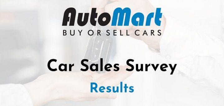 Car Sales Survey Results - Auto Mart