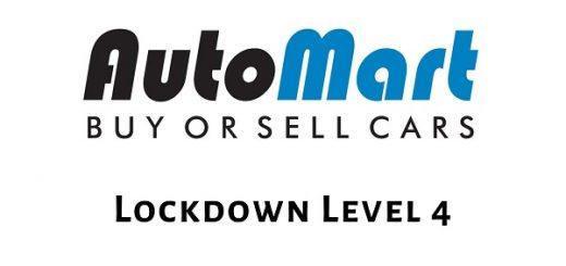 Lockdown Level 4 - Auto Mart